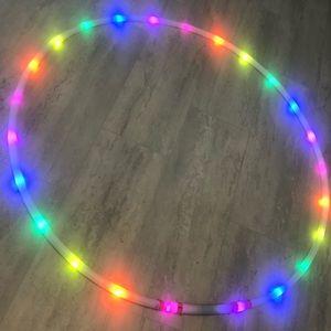 Moodhoops LED Neon hula hoop